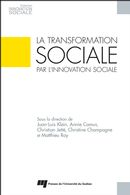 La transformation sociale par l'innovation sociale