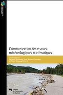 Communication des risques météorologiques et climatiques