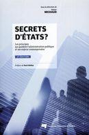 Secrets d'États ? 2e édition