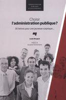 Choisir l'administration publique ?