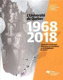 L'université du Québec - 1968-2018