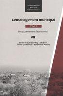 Le management municipal 01 : Un gouvernement de proximité ?