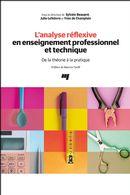 L'analyse réflexive en enseignement professionnel et technique
