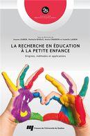 La recherche en éducation à la petite enfance : Origines, méthodes et applications