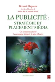 La publicité, stratégie et placement média N.E.