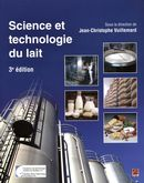 Science et technologie du lait 3e edition