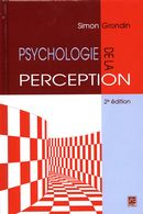 Psychologie de la perception 2e édition