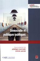 Démocratie et politiques publiques