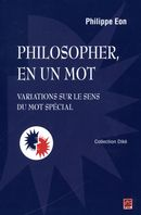 Philosopher, en un mot