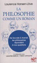 La philosophie comme un roman
