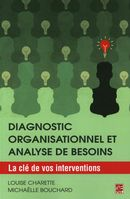 Diagnostic organisationnel et analyse de besoins.  La clé de vos interventions