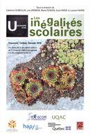 Les Inégalités scolaires.  Les Actes de la deuxième édition de l'Université d'été francophone...