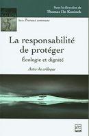 Responsabilité de protéger La écologie et dignité