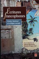 Ecritures francophones.  Ironie, humour et critique sociale
