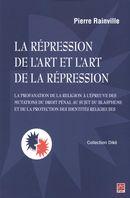 La répression de l'art et l'art de la répression