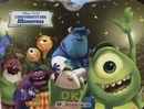 Disney - Pixar, L'universtitées Monstres