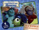 Disney Pixar - L'université des Monstres