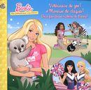 Barbie - Vétérinaire de zoo! et Meneuse de claques!