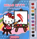 Hello Kitty - Artiste en herbe