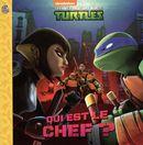 Teenage mutant ninja turtles - Qui est le chef ?