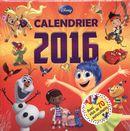 Disney Calendrier 2016