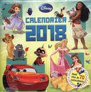 Disney Calendrier 2018