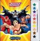 Justice league : Livre à peindre
