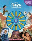 Raya et le dernier dragon : Crayons mignons