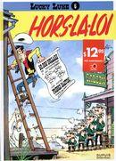 OP Lucky Luke 2016 Hors-la-loi