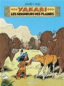 Yakari 13 : Les Seigneurs des plaines N.E.