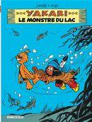 Yakari 17 : Le monstre du lac N.E.