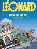 Léonard 44 : Tour de génie