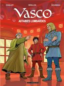 Vasco 29 : Affaires Lombardes