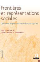 Frontières et représentations sociales.