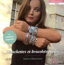 Manchettes et bracelets perlés