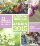 Agenda Rustica du jardin 2015