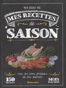 Mes recettes de saison avec les bons produits de nos marchés