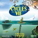 Les cycles de la vie : 8 posters à détacher