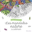 Les mandalas nature à colorier