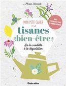 Mon petit cahier tisanes bien-être : De la cueillette à la dégustation