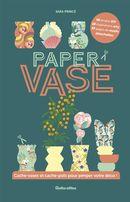 Paper vase
