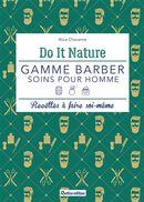 Gamme barber - Soins pour homme - Recettes à faire soi-même