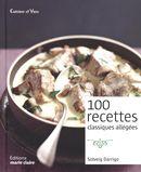 100 recettes classiques allégées