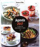 Agenda 2017 : 53 recettes simplissimes et saines