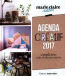 Agenda créatif 2017 - 52 projets récup : meubles, luminaires, miroirs, objets déco