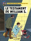 Blake et Mortimer 24  Le testament de William S.
