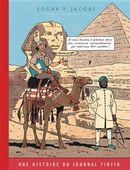 Blake et Mortimer 04 : Le mystère de la grande pyramide 01