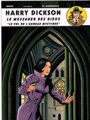 Harry Dickson 11 : Le messager des dieux et Le vol de l'Agneau mystique