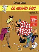 OP Lucky Luke 2016 Le Grand duc