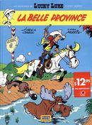 OP Lucky Luke 2016 La Belle province